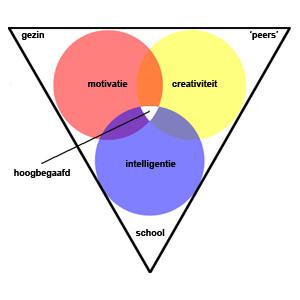 triadisch model