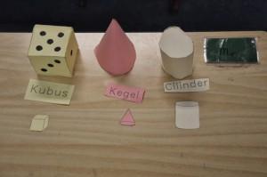 Techniekles op  3D vormen (32)